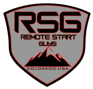 Remote Start Guys Logo, Denver, Colorado